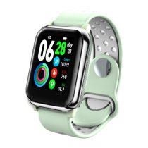 LEMONDA LKS11 Sport Okosóra Smart Watch - Health Monitoring, Intelligens értesítések, Sport funkciók VilágosZöld