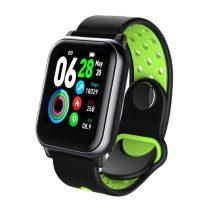 LEMONDA LKS11 Sport Okosóra Smart Watch - Health Monitoring, Intelligens értesítések, Sport funkciók Zöld