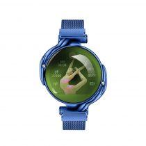Női Okosóra - Woman Smart Watch Z38 - Intelligens értesítések, Smart funkciók - Kék