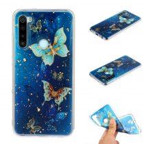 RMPACK Xiaomi Redmi Note 8 Tok Csillámló Glitteres - Glitter TPU Series Szilikon GL01
