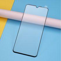 Xiaomi Redmi Note 8 Tempered Glass - Kijelzővédő Üveg - FULL Size - 3D Fekete