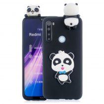 RMPACK Xiaomi Redmi Note 8T Mintás Szilikon Tok 3D Cuki - Cute Series A02