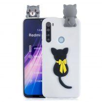 RMPACK Xiaomi Redmi Note 8T Mintás Szilikon Tok 3D Cuki - Cute Series A03