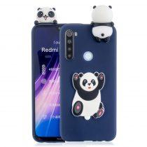 RMPACK Xiaomi Redmi Note 8T Mintás Szilikon Tok 3D Cuki - Cute Series A06