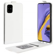 RMPACK Samsung Galaxy A51 Flip Tok Mágneses Fehér