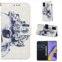 RMPACK Samsung Galaxy A51 Tok Bankkártyatartóval Notesz Mintás Kitámasztható -RMPACK- Life&Dreams LD04