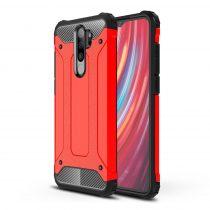 RMPACK Xiaomi Redmi Note 8 Pro Ütésálló Armor Tok Guard Series 2in1 Piros