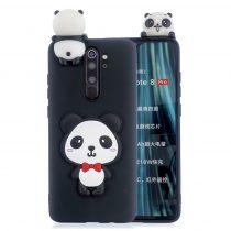 RMPACK Xiaomi Redmi Note 8 Pro Mintás Szilikon Tok 3D Cuki - Cute Series A01