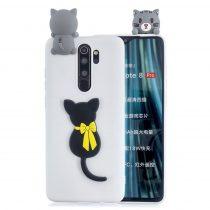 RMPACK Xiaomi Redmi Note 8 Pro Mintás Szilikon Tok 3D Cuki - Cute Series A03