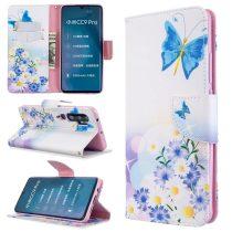 RMPACK Xiaomi Mi Note 10 / Mi Note 10 Pro Tok Bankkártyatartóval Notesz Mintás Kitámasztható Dream Series DS01
