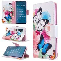 RMPACK Xiaomi Mi Note 10 / Mi Note 10 Pro Tok Bankkártyatartóval Notesz Mintás Kitámasztható Dream Series DS09