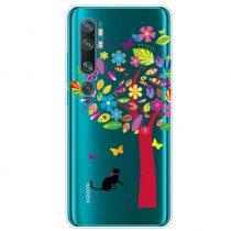 RMPACK Xiaomi Mi Note 10 / Mi Note 10 Pro Szilikon Tok Mintás BigCity Style BCS04