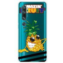 RMPACK Xiaomi Mi Note 10 / Mi Note 10 Pro Szilikon Tok Mintás BigCity Style BCS20