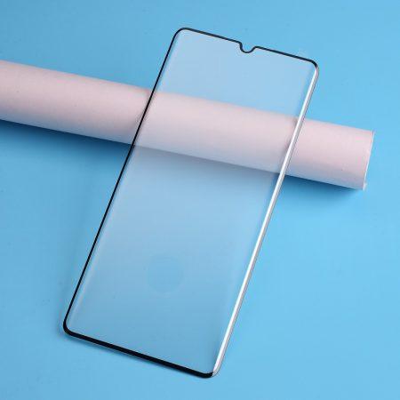 RMPACK Xiaomi Mi Note 10 / Mi Note 10 Pro Kijelzővédő Üveg - Tempered Glass -FULL 3D- Fekete