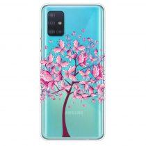 RMPACK Samsung Galaxy A71 Szilikon Tok Mintás TPU DreamLifeSeries DLS06