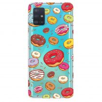 RMPACK Samsung Galaxy A71 Szilikon Tok Mintás TPU DreamLifeSeries DLS15