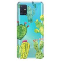 RMPACK Samsung Galaxy A71 Szilikon Tok Mintás TPU DreamLifeSeries DLS19