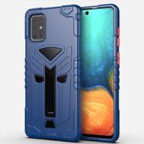 RMPACK Samsung Galaxy A71 Ütésálló Tok KingKong Edition Hybrid Kék