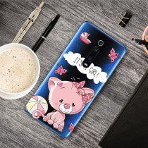 RMPACK Xiaomi Mi 9T Mi 9T Pro Szilikon Tok Mintás TPU DreamLifeSeries DLS07