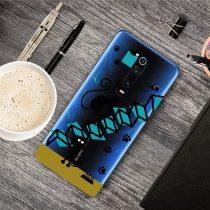 RMPACK Xiaomi Mi 9T Mi 9T Pro Szilikon Tok Mintás TPU DreamLifeSeries DLS11