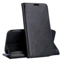 RMPACK Samsung Galaxy A51 Notesz Tok Prémium MagnetBook Series Fekete