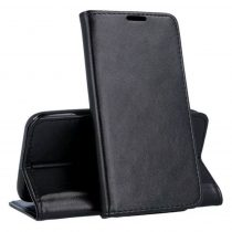 RMPACK Samsung Galaxy A71 Notesz Tok Prémium MagnetBook Series Fekete