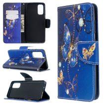 RMPACK Samsung Galaxy S20 Tok Bankkártyatartóval Notesz Mintás Kitámasztható -RMPACK- Dreams&BigCity LD04