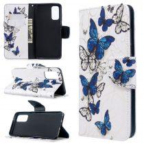 RMPACK Samsung Galaxy S20 Tok Bankkártyatartóval Notesz Mintás Kitámasztható -RMPACK- Dreams&BigCity LD05