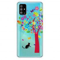 RMPACK Samsung Galaxy S20 Szilikon Tok Mintás TPU DreamLifeSeries DLS04