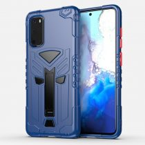 RMPACK Samsung Galaxy S20 Ütésálló Tok KingKong Edition Hybrid Kék