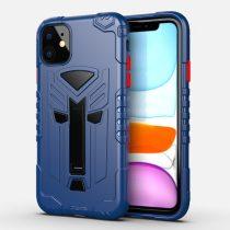 RMPACK iPhone 11 Ütésálló Tok Transformer Hybrid 2in1 Kitámasztható Kék