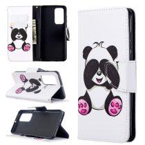 RMPACK Huawei P40 Bankkártyatartóval Notesz Mintás Kitámasztható -RMPACK- Life&Dreams LD05