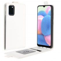 RMPACK Samsung Galaxy A41 Flip Tok Mágneses Fehér