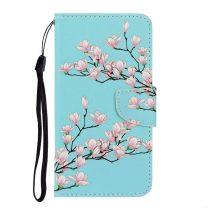RMPACK Samsung Galaxy A41 Bankkártyatartóval Notesz Mintás Kitámasztható -RMPACK- Life&Dreams LD03