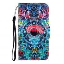 RMPACK Samsung Galaxy A41 Bankkártyatartóval Notesz Mintás Kitámasztható -RMPACK- Life&Dreams LD05