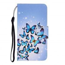 RMPACK Samsung Galaxy A41 Bankkártyatartóval Notesz Mintás Kitámasztható -RMPACK- Life&Dreams LD08