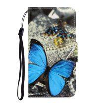 RMPACK Samsung Galaxy A41 Bankkártyatartóval Notesz Mintás Kitámasztható -RMPACK- Life&Dreams LD10
