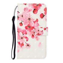 RMPACK Samsung Galaxy A41 Notesz Tok Bankkártyatartóval Mintás -RMPACK- HappyYear A04
