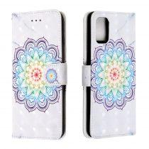 RMPACK Samsung Galaxy A41 Notesz Tok Bankkártyatartóval Mintás -RMPACK- HappyYear A06