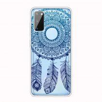 RMPACK Samsung Galaxy A41 Szilikon Tok Mintás TPU HappySeries CS08