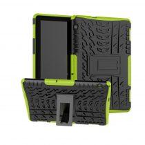 RMPACK Huawei MediaPad T5 10 Ütésálló Tok Kitámasztható Funkcióval 2in1 PC TPU Series Zöld