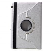 RMPACK Huawei MediaPad T5 10 Notesz Tok Forgatható 360' Kitámasztható Fehér