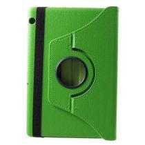 RMPACK Huawei MediaPad T5 10 Notesz Tok Forgatható 360' Kitámasztható Zöld