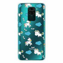RMPACK Xiaomi Redmi Note 9 Szilikon Tok Mintás BigCity Style BCS08