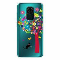 RMPACK Xiaomi Redmi Note 9 Szilikon Tok Mintás BigCity Style BCS10