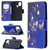 RMPACK Samsung Galaxy A21S Bankkártyatartóval Notesz Mintás Kitámasztható Dream Series DS05