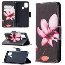 RMPACK Samsung Galaxy A21S Bankkártyatartóval Notesz Mintás Kitámasztható Dream Series DS07