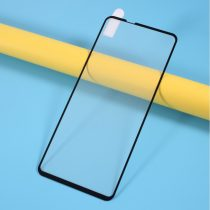 Samsung Galaxy A21S Tempered Glass Kijelzővédő Üveg Full Size 3D Üvegfólia
