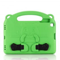 RMPACK Samsung Galaxy TAB A 10.1 (2019 ) T510 T515 EVA Panda Series Ütésálló Gyerek Tok Zöld