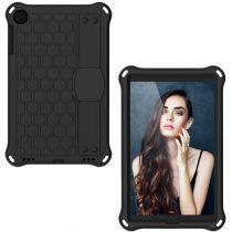 RMPACK Samsung Galaxy TAB A 10.1 (2019 ) Ütésálló Tok HoneyComb Series T515 T510 Fekete